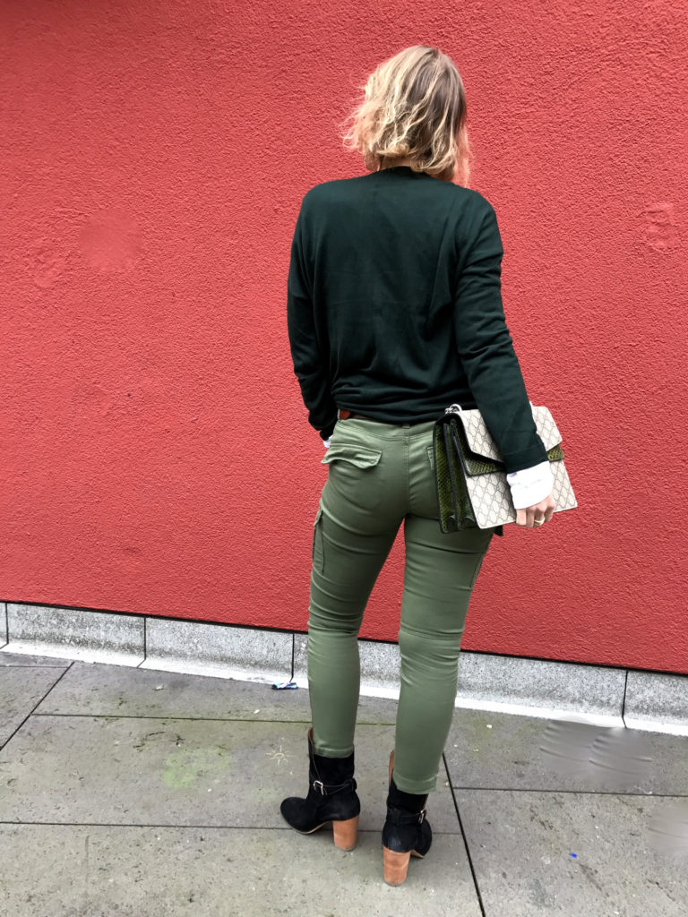 cargo pants - gucci - claudinesroom
