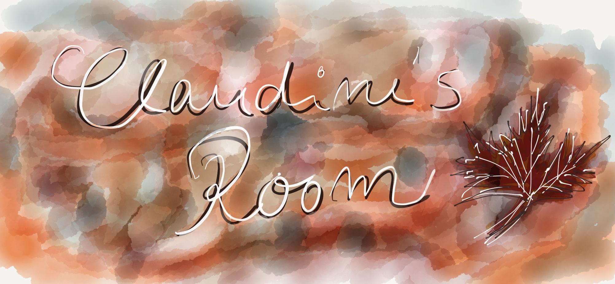 claudine's room